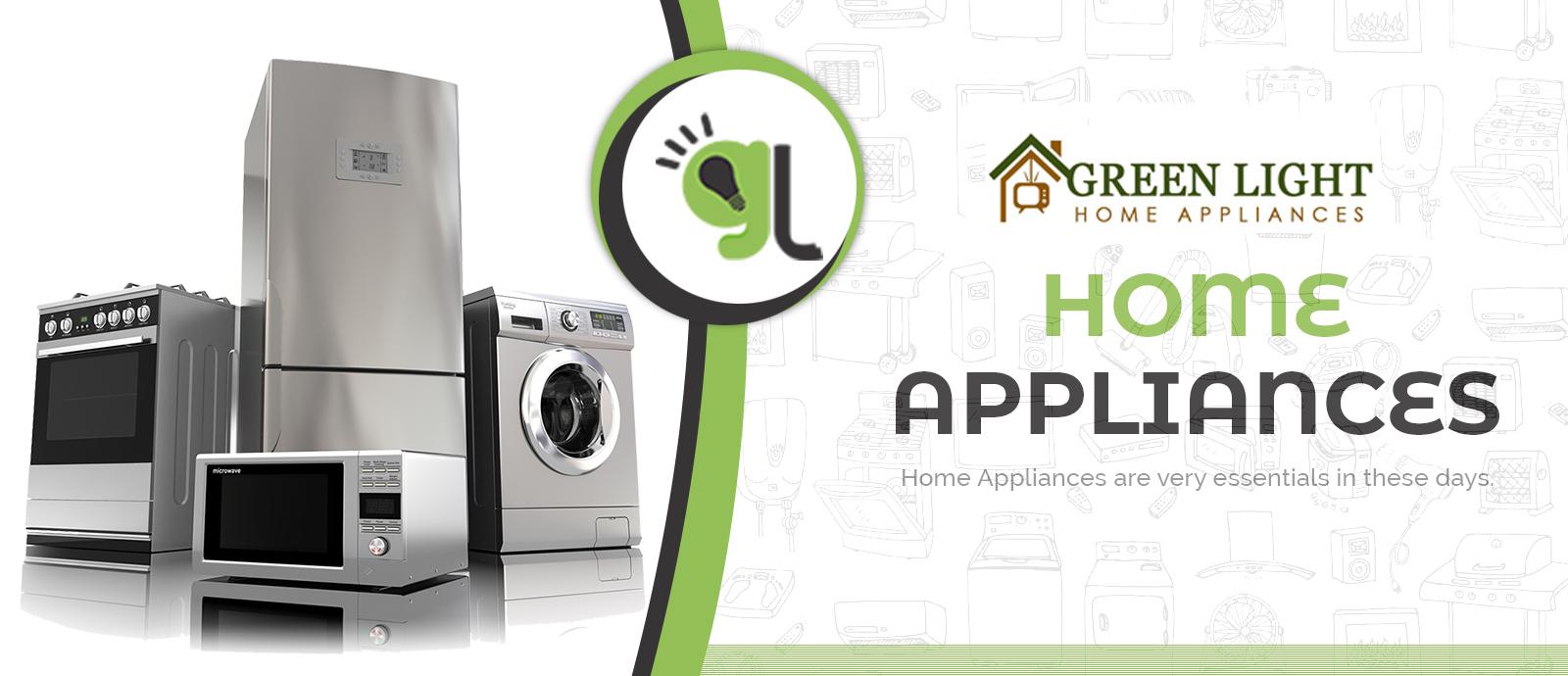Home Appliance Manufacturer In Delhi Green Light Home